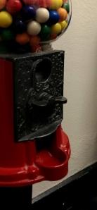 My Gumball Machine (Photo by Anita Parker, Spring 2014)