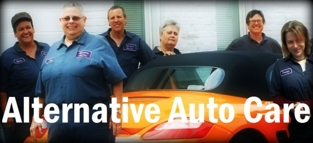 alternative auto center