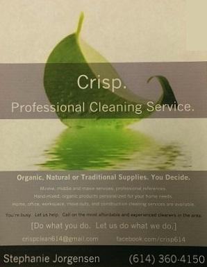 crisp cleaners