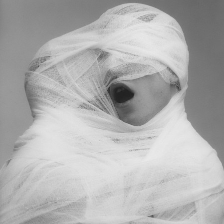 White Gauze 1984 - Robert Mapplethorpe