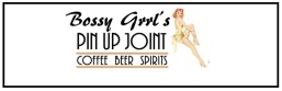 bossy grrls pin up joint logo